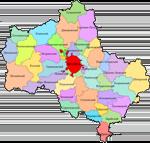 Категория:Районы Московской области — Википедия